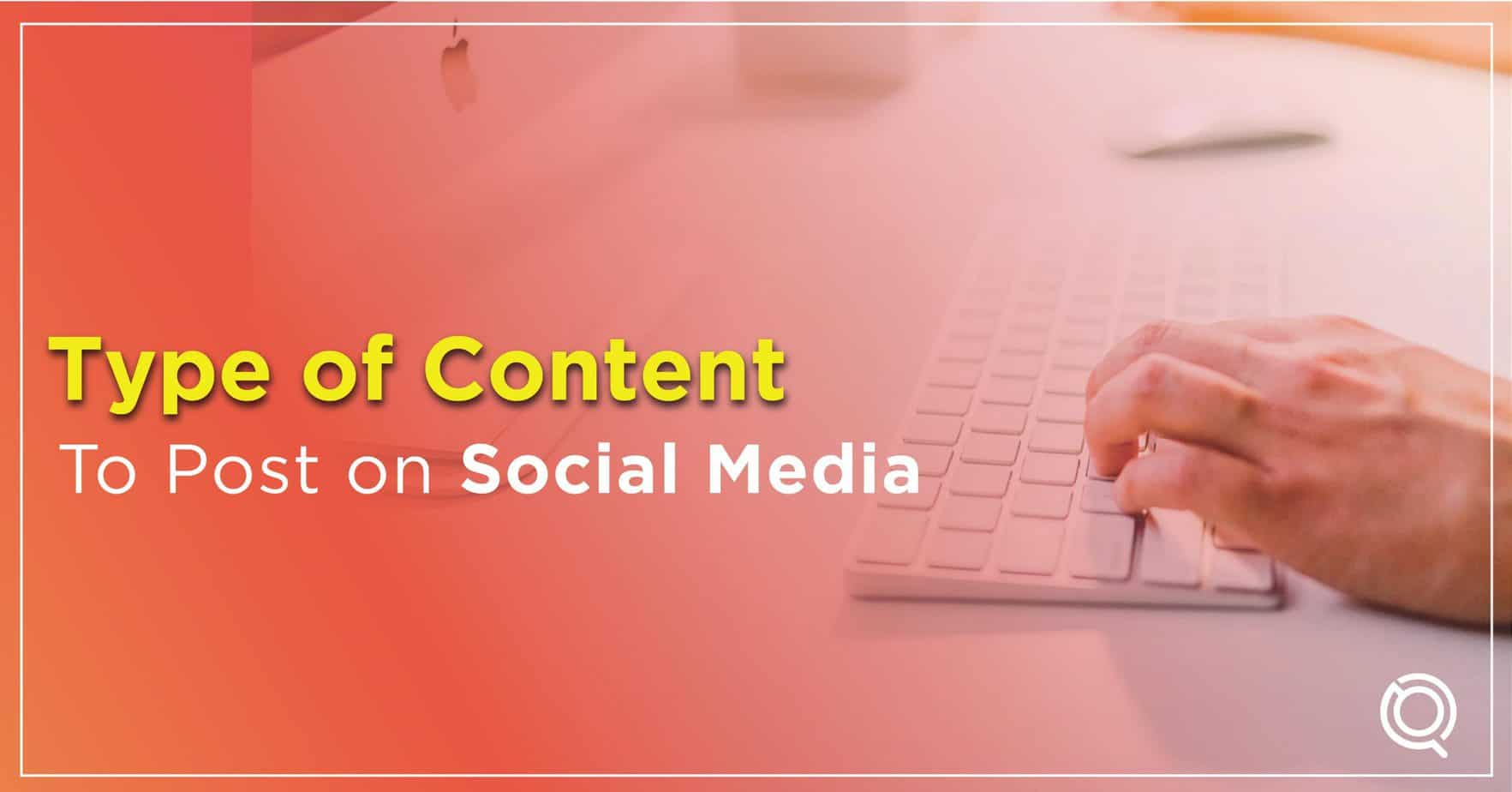 What to Post on Your Social Media Platform - One Search Pro Digital marketing Agency Malaysia