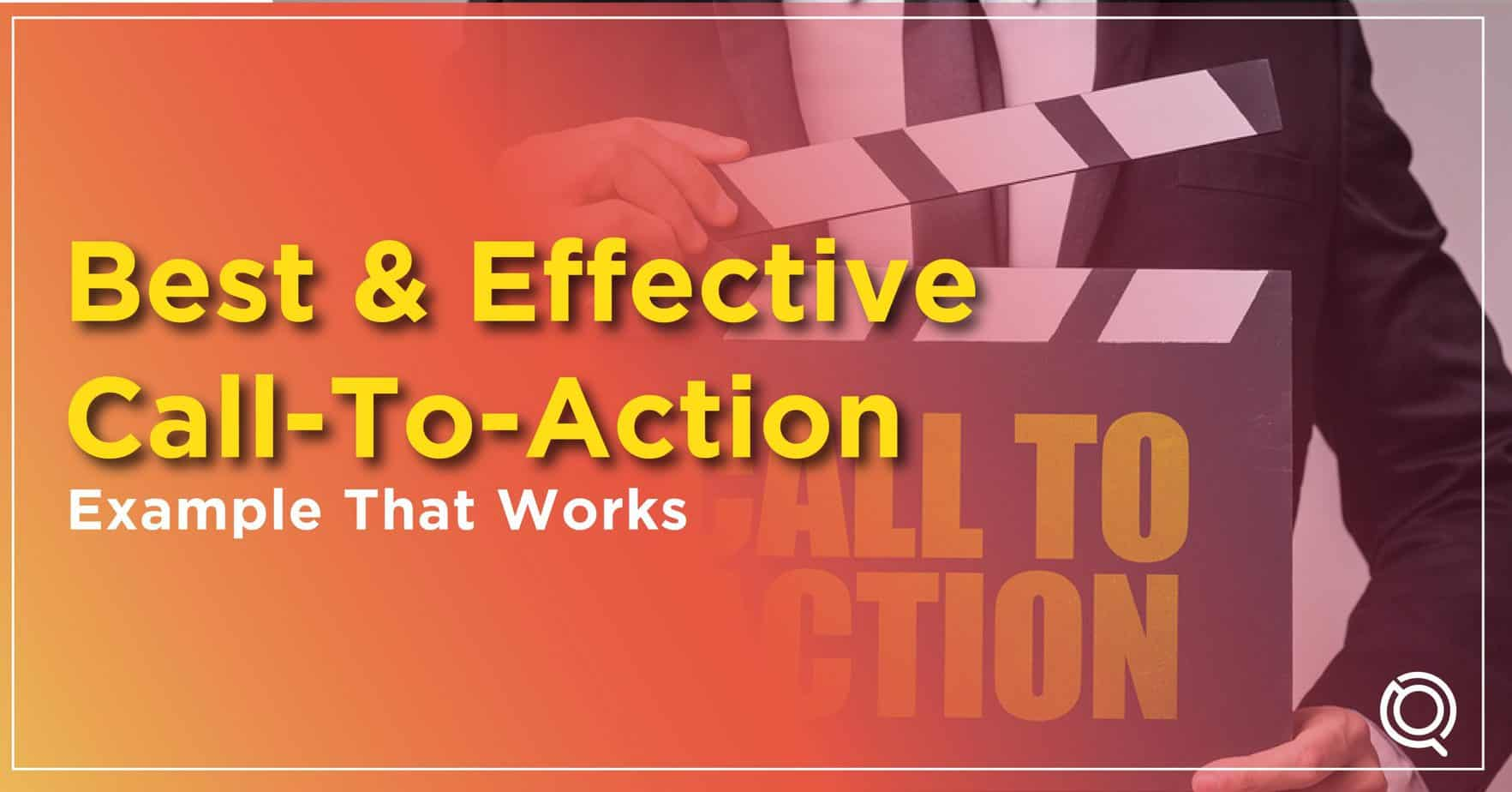 Best & Effective Call-To-Action Example That Work - One Search Pro Digital Marketing Agency