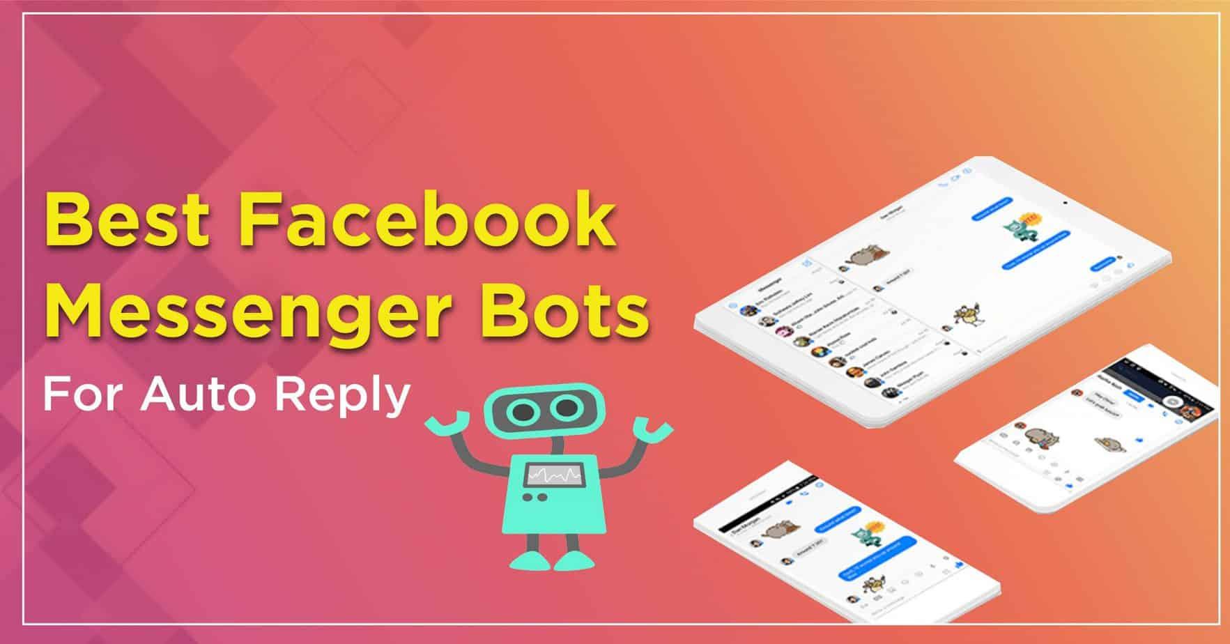 Best Facebook Messenger Auto Bot - One Search Pro Digital Marketing Agency