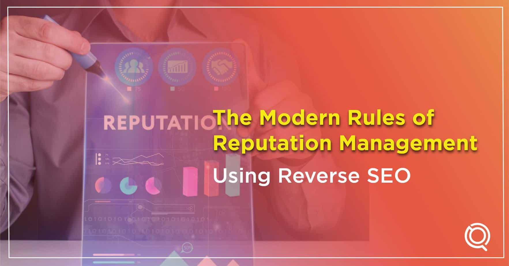 Reverse SEO Modern Rules of Reputation Management - One Search Pro SEO Agency Malaysia